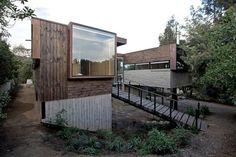자연과 하나된, 멋진 집 인테리어| - Daum 부동산  경사지를 활용한 케이스 베스트!