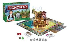 There's No Place Like Home! Join Dorothy, The Tin Man, Cowardly Lion and Scarecrow and Toto as you travel to the Land of Oz in MONOPOLY: The Wizard of Oz 75th Anniversary Edition  http://www.amazon.com/MONOPOLY-Wizard-Anniversary-Collectors-Edition/dp/B00BBKUXU0/ref=sr_1_164?m=A3030B7KEKNTF7&s=merchant-items&ie=UTF8&qid=1394487200&sr=1-164&keywords=art