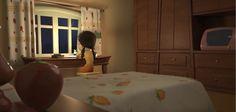 Crea y aprende con Laura: The Easy Live #Cortometraje de animación para refl... Easy, Bed, Furniture, Twitter, Home Decor, House Decorations, Short Films, Writing, Reading