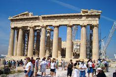 Parthenon  Athens 2005