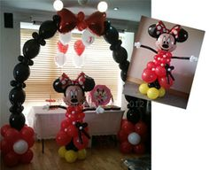 minnie mouse link o loon - Google Search