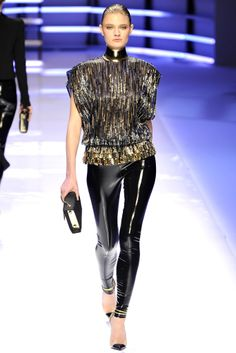 ANDREA JANKE Finest Accessories: Haute Couture | Glamorous Eighties Mood by ALEXANDRE VAUTHIER Spring/Summer 2012 Haute Couture #AlexandreVauthier #HauteCouture