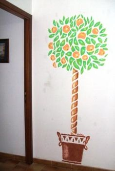 l'alberi degli aranci