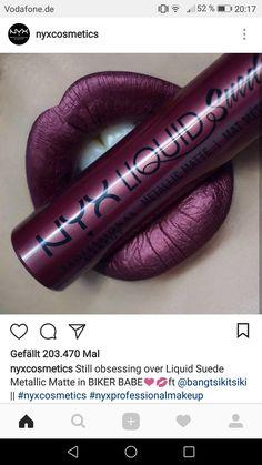 NYX cosmetics || lips || beautiful ||