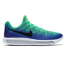 Men's Nike LunarEpic Flyknit 2 Lock down your fit in plush comfort with the updated Men's Nike® LunarEpic Flyknit 2 running shoe. Smooth your road ahead with Lunarlon cushion delivering mile after mil