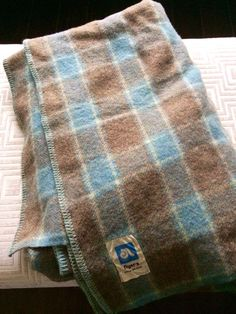 Vintage Ayers 100% Wool Blanket// Ayers Plaid Blanket// Ayers Wool Throw Blanket // Hudsons Bay Blanket by PrairieMetisWorks on Etsy https://www.etsy.com/ca/listing/470675300/vintage-ayers-100-wool-blanket-ayers