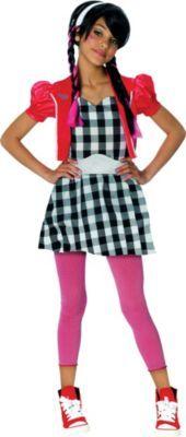 Girls Bratz Jade Costume