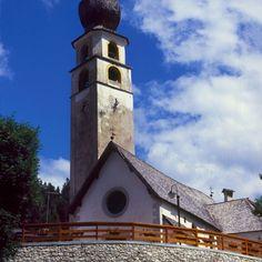 La chiesa di San Valentino