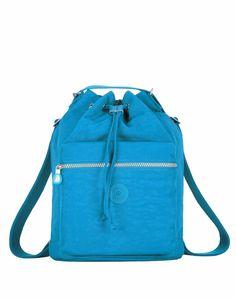 c13c9e8ba250 Germano New Style Bucket String Open Fresh School Bag Waterproof Nylon  Women Backpack Fashion Lady Backpack Casual Knapsack