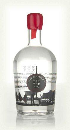 Exeter Gin - Ivaar Les Désossés