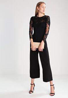 Lipsy - Long sleeved top - black