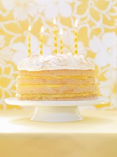 RICARDO | Lemon Pie Cake