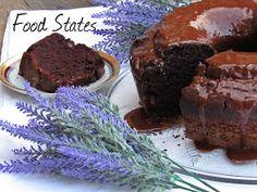 Κέικ σοκολάτας (υγρό και νηστίσιμο) - Food States Recipies, Sweet, Desserts, Food, Recipes, Candy, Tailgate Desserts, Deserts, Essen