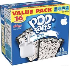 """Forty-Six Horrifying Pop Tart Flavors That Are Fake, Thank God - Funny memes that """"GET IT"""" and want you to too. Get the latest funniest memes and keep up what is going on in the meme-o-sphere. Funny Food Memes, Food Humor, Stupid Funny Memes, Funny Relatable Memes, Funniest Memes, Hilarious, Weird Oreo Flavors, Pop Tart Flavors, Gross Food"""