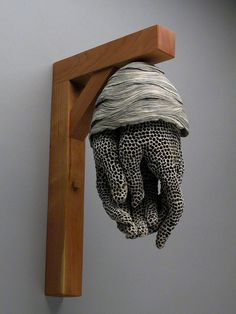"""Touch"" from Wasp Nest Series, Adrian Arleo, 2005"