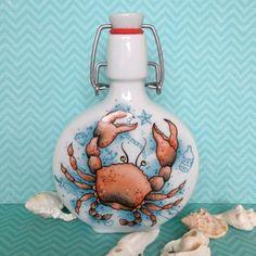 Crab - Flasche
