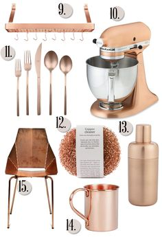 35 Best Rose Gold Kitchen Appliances Images Kitchen Accessories
