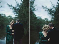 23 Dark Wedding Dresses For Brides Who Think White Is Trite Wedding Tux, Wedding Wishes, Rose Wedding, Formal Wedding, Wedding Pics, Dream Wedding, Autumn Wedding, Wedding Ideas, Couple Photography
