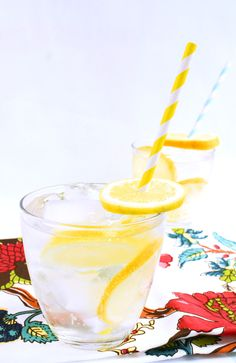 Spiked Lemonade - Erren's Kitchen