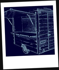 mobile art-snack-wagon #arttotake
