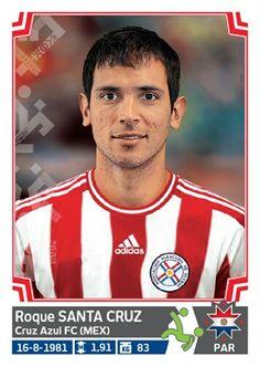 181 Roque Santa Cruz - Paraguay - Copa America - Chile 2015