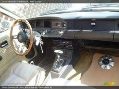 1977 Hatchback Beige Interior Photo No. Datsun 210, Interior Photo, My Ride, Nissan, Beige, Vehicles, Vintage, Cars, Car