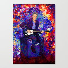 12th Doctor abstract art Canvas print @pointsalestore @society6thresecond  #canvasprint #digitalart #Painting #Digital #Oil #Watercolor #Streetart #Acrylic #Tardis #Doctorwho #Doctorwho #Petercapaldi #Music #Retro #Marshall #Amplifier #Electricguitar #Vangogh #Starrynight #Christmas #Gift #Cyberman #Dalek