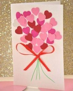 Valentine Cards Handmade Easy1000 Ideas About Valentines Card Design On Pinterest Heartfelt