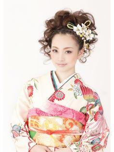 ヘアーメイク ジェンテ hair make gente antique feminine