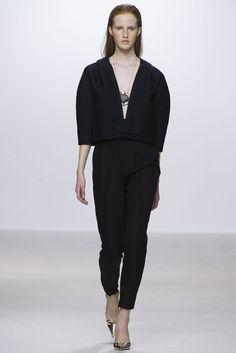 Giambattista Valli Spring 2013 Ready-to-Wear Fashion Show - Magdalena Jasek (OUI)