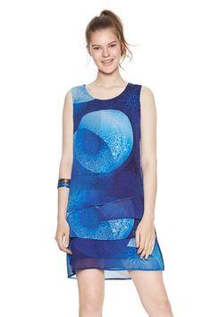 mexicain Look DESIGUAL PUEBLAT-shirt au moderne