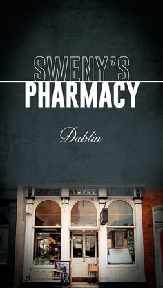 Dublin is a UNESCO city of Literature and the city is a fascinating keyhole view into the inspirations of Beckett, Wilde, Joyce, Binchy and more. Lemon Soap, James Joyce, Dublin City, Republic Of Ireland, Vintage Interiors, Chemist, Volunteers, Pharmacy, Time Travel