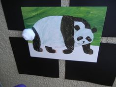 pin the tail on the panda :)