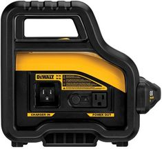Here's a quick First Look at the new Dewalt FlexVolt technology. There are new and Max power tools, it's backwards compatible, and there are several amazing new Max tools c… Dewalt Tool Box, Dewalt Tools, Milwaukee Hand Tools, Carpentry Power Tools, Mobile Workshop, Cordless Power Tools, Workshop Design, Id Design, Power Hand Tools
