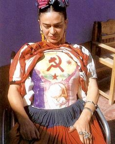 """""""At the end of the day, we can endure much more than we think we can."""" Frida Kahlo"""