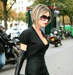 25 Best Victoria Beckham Bob Hairstyles | Bob Hairstyles 2015 - Short Hairstyles for Women