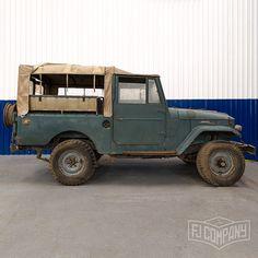 Toyota Nippon Jeep