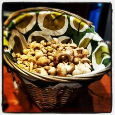 Perrechicos, seta de primavera, muy utilizados en la #gastronomía de temporada