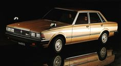 Toyota Mark II Sedan (X60) '1980–82
