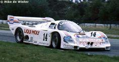 RSC Photo Gallery - Spa 1000 Kilometres 1986 - Porsche 956 no.14 - Racing Sports Cars