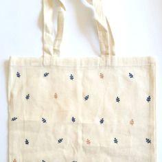"Tote bag ""feuilles d'automne"""