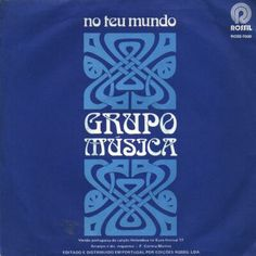 """Grupo Musica - """"No teu mundo"""", polish version of """"De mallemolen"""", the dutch entry for the Eurovision Song Contest 1977 by Heddy Lester"""