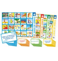 Juego Vocabulario Verbos -> http://www.masterwise.cl/productos/14-lenguaje-y-comunicacion/1827-juego-vocabulario-verbos