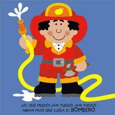 profesion bombero