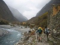 Amazing view at Chule Nele village Manaslu http://www.nepalmotherhousetreks.com/manslu-trekking-with-nar-phu-valley.html