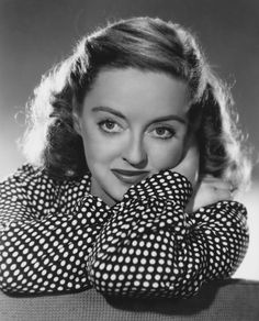 Bette Davis, 1951