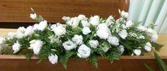 낮아짐 :: 교회 결혼식 성전 꽃꽂이
