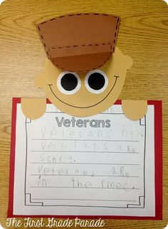 Great ideas for Halloween, 50th day, Veteran's Day, pumpkins & Thanksgiving