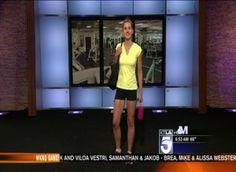 Salon Series expert Chris Lospalluto and lifestyle expert Laurel House shows us how to look cute at the gym, without putting too much effort into it!