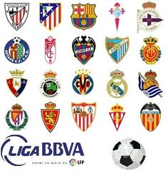 Remember to use AmazonSmile! Please send items in a sealed, padded mailing envelope to prevent loss or theft. 21 wall decals stickers futbol Liga Española BBVA logo DODOskinz